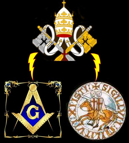 Masons, Templars and the Vatican