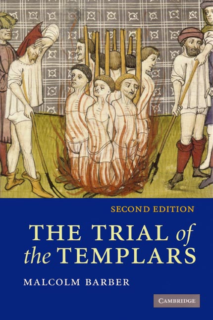Trial of the Templars book cover